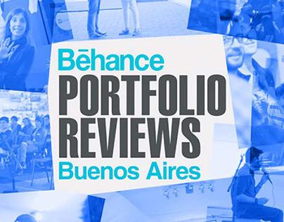 Behance Portfolio Reviews #5 — Buenos Aires
