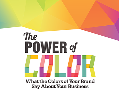The Power of Color in Branding