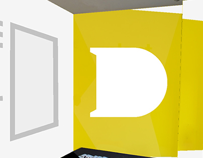 D Center Signage & Environmental Graphics