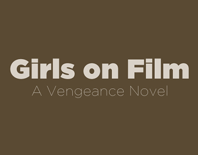 Girls on Film (Book Cover)