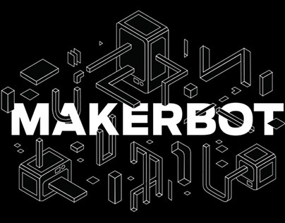 Makerbot Illustrations