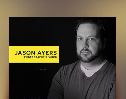 Jason Ayers Website