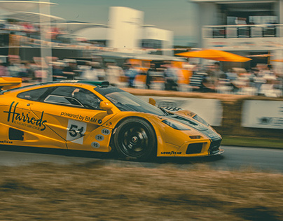 Goodwood Festival of Speed - 2014