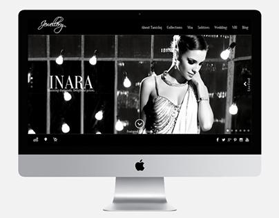Tanishq - Website Design