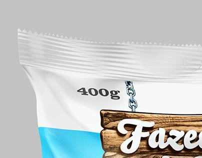 Milk packshot
