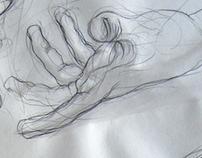 Mãos e pés | Hands and feet
