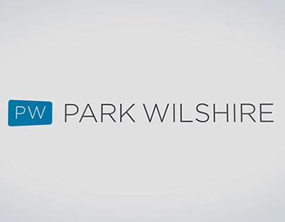 Park Wilshire ID Animation