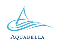 Aquabella Beach Resort & Spa logo design