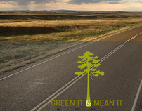 Green It & Mean It Sustainability Campaign
