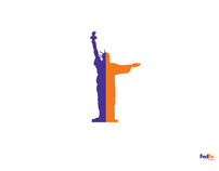 FEDEX Purple to Orange Campaign