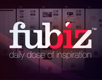 Fubiz Redesign in Motion