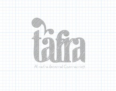 Al Tafra General Contracting  Logo