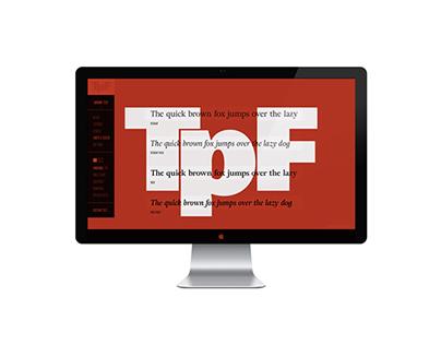 Typefolio Foundry | Store