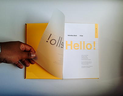Neutraface: Typeface Research Book