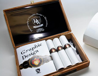 Cigar Themed Self Promotion