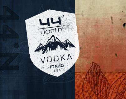44 North Vodka Website