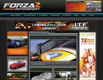 Forza Motorsport 2 Community Website