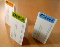 Emma, Inc. Business Cards