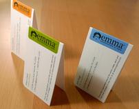 Emma, Inc. Business Cards