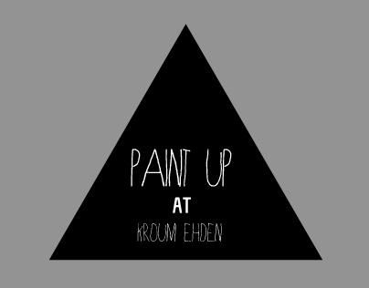 Paint Up at Kroum Ehden