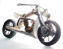 Motorcycles Sculptures