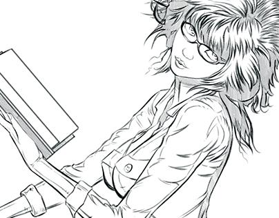 Back to School (Pencils)