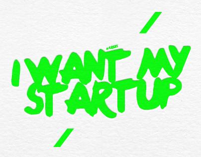 IWantMyStartup! - Startup job board