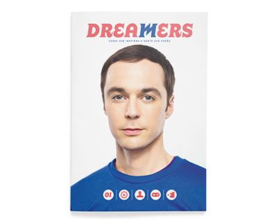 DREAMERS magazine #01