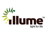 Logo Design For Illume Lights