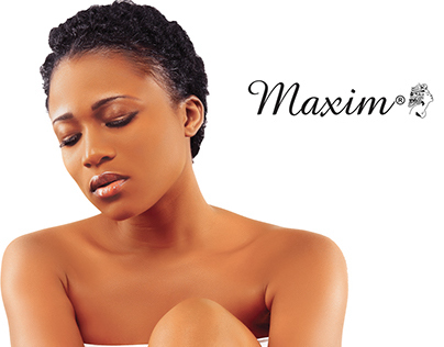Digital Media Creatives for Maxim Cosmetics