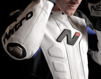 MOTORCYCLE RACE SUIT