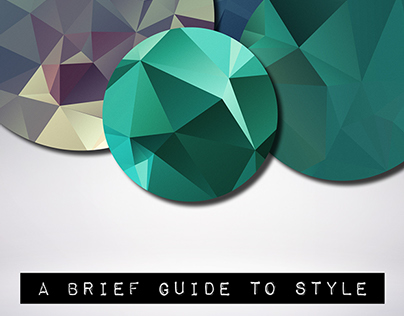 A Brief Guide to Style in Design History