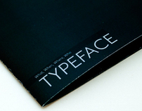 Typerface. What, when, where, who. - Infographic