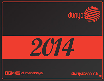 Year 2014 Calendar