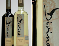 divino wine :: Identity and Packaging
