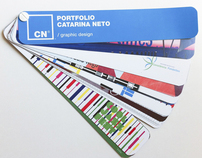 Catarina portfolio first edition