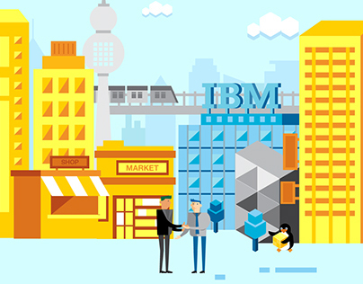IBM - Enterprise Linux Server