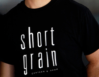 Shortgrain - Canteen and Shop