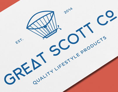 Great Scott Co. - Identity