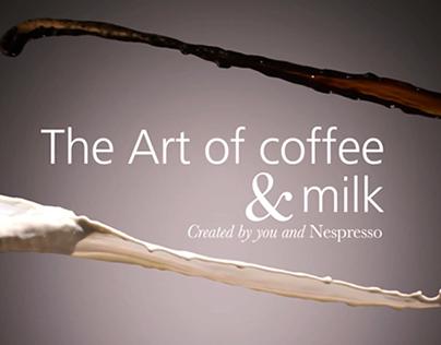 The Art of coffee & milk