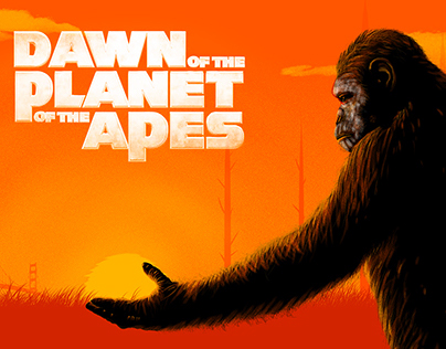 ALTERNATIVE DAWN OF THE PLANET OF THE APES