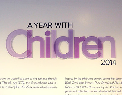 A Year with Children 2014