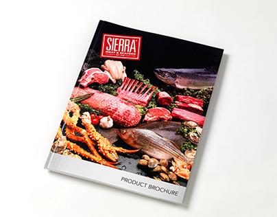 Sierra Meat and Seafood Brochure
