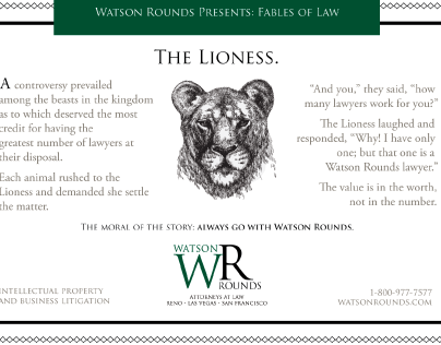 Watson Rounds Campaign