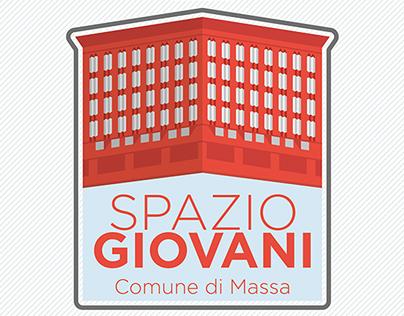 Logo Spazio Giovani - Comune di Massa