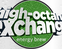 High-Octane Energy Brew