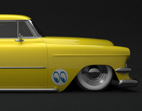 Chevy Moonair