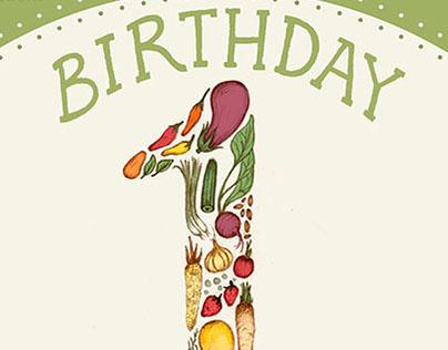 One Year Birthday Celebration - WFM Melrose