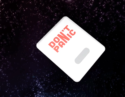 Dont Panic Motion Poster