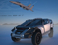 X2CV - HIGH SPEED MILITARY VEHICLE